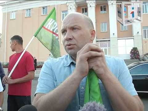 Президент Башкирии Рустэм Хамитов убежал от членов