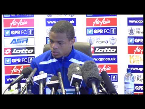 Loic Remy QPR Press Conference