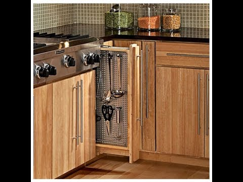 Best 60 + Space Saving Ideas Kitchen Cupboards Design Ideas 2018 - Home Decorating Ideas