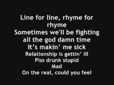 Papa Roach - She Loves Me Not Lyrics