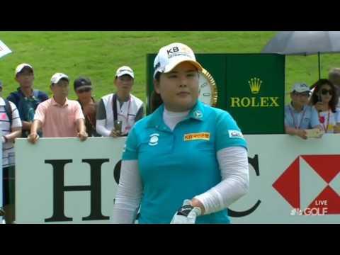 LPGA HSBC Women's Champions Singapore 2017 Final Round Part 1