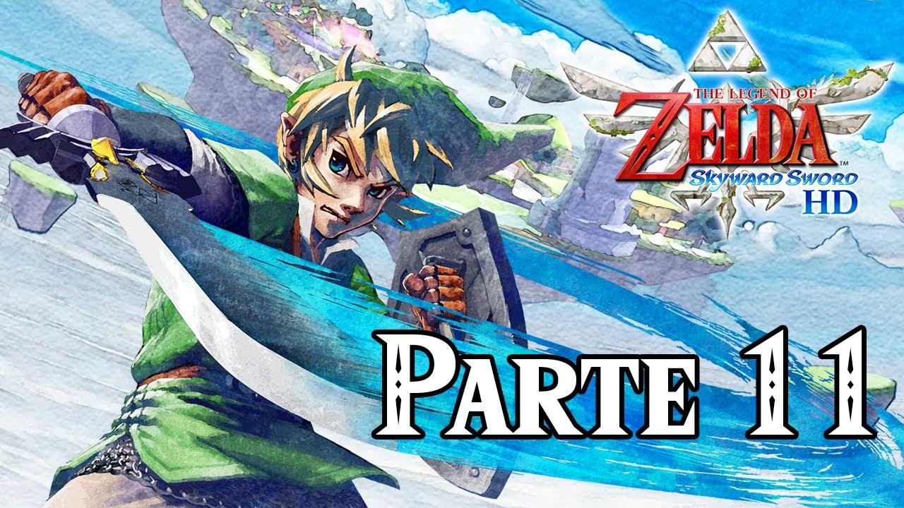 Consiguiendo el Cantar del Héroe y más misiones secundarias | Zelda: Skyward Sword HD | Parte 11