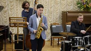 Смотреть видео Даниил Фиссон, грант мэра Москвы в сфере искусств 2018, II тур онлайн