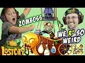 Mike & Dad Get Weird! PVZ 2 Lost City Zomboss w/ Hyper Timelapse #IndianaBones #fails