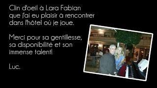 Tu es mon autre (Lara Fabian & Maurane) Piano version par Luc Escolano