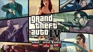 Grand Theft Auto VI - AMD APU A10-5800K [GAMEPLAY]