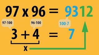 8 Simple Mathe Tricks!