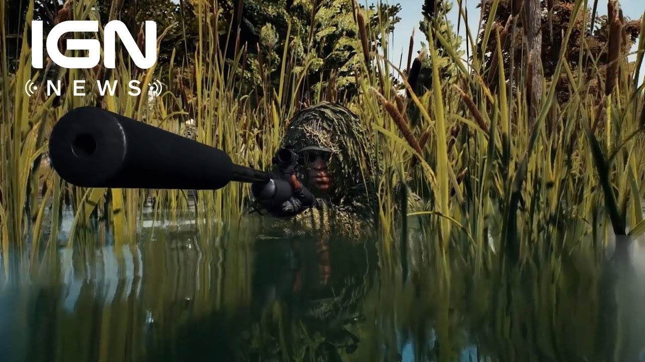 Pubg Sniper Wallpaper Engine: PUBG Is Coming To China Via Tencent