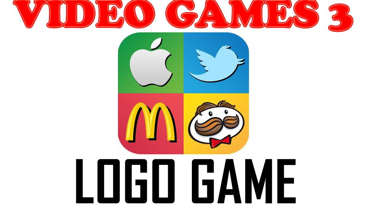 Logo Game Bonus - Video Games 3 - All Answers - Walkthrough ( By ...