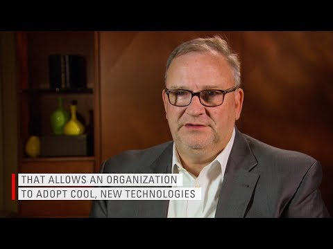 Accenture Discusses Finance Transformation with Oracle Cloud