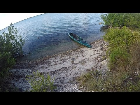 Florida Keys Kayak Fishing - Lower Sugarloaf Channel Bridge