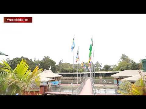 Nairobi diaries FBF 25/8 ;Stedmak Gardens white party