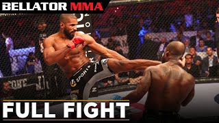 Full Fight | Rafael Carvalho vs. Melvin Manhoef 2 - Bellator 176