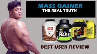 MASS GAINER || The Real Truth || Best User Review || by FitGuru