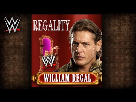 """WWE: """"Regality"""" (William Regal) Theme Song + AE (Arena Effect)"""