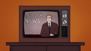 Creepy Vrai Coïncidence Histoire D'Horreur D'Animation