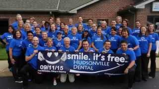 Hudsonville Dental Dentistry from the heart video 2015