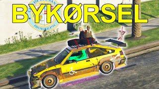 BYKØRSEL - GTA Online [Dansk]