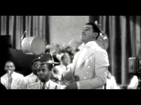Cab Calloway Singing Reefer Man Song