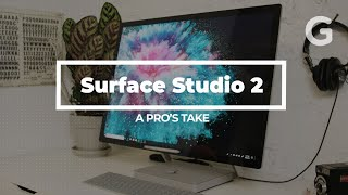 How does Microsoft's Surface Studio 2 hold up for a creative produc...