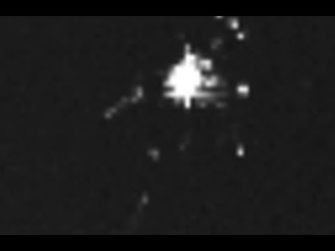 Strange looking object near SOHO Satellite.