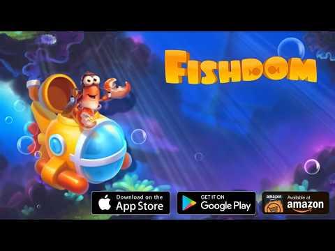 Fishdom - Deep Dive Event