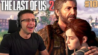 Ellie goes back to the Firefly Hospital from 4 years ago - The Last of Us 2 (Part 10)