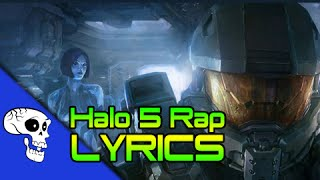 Halo 5 Rap LYRIC VIDEO -