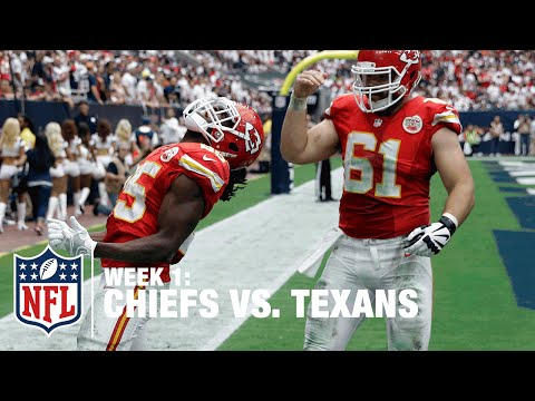 Chiefs Alex Smith to Jamaal Charles for 7-Yard TD   Chiefs vs. Texans   NFL