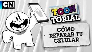 Cómo reparar tu celular | Toontorial | Cartoon Network