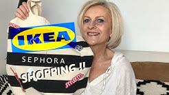 VLOG // SHOPPING // IKEA AND SEPHORA