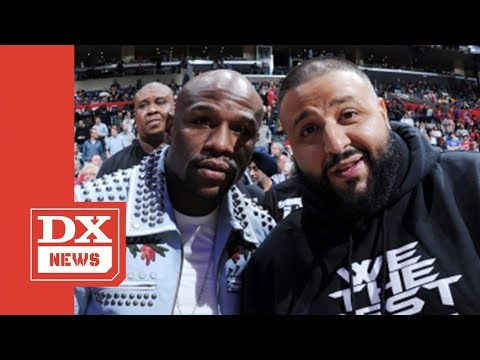 DJ Khaled & Floyd Mayweather Are Getting Sued For Alleged Cryptocurrency Scam Mp3