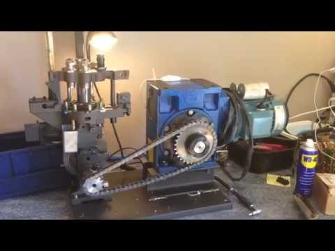 dillon 1050 with forchtt rotary drive and mr bullet feeder