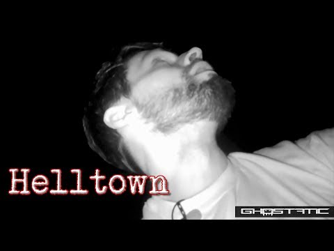 Paranormal Investigation | Helltown DISTURBING EVIDENCE