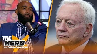 DeAngelo Hall: Jerry Jones is a main reason for the Cowboys