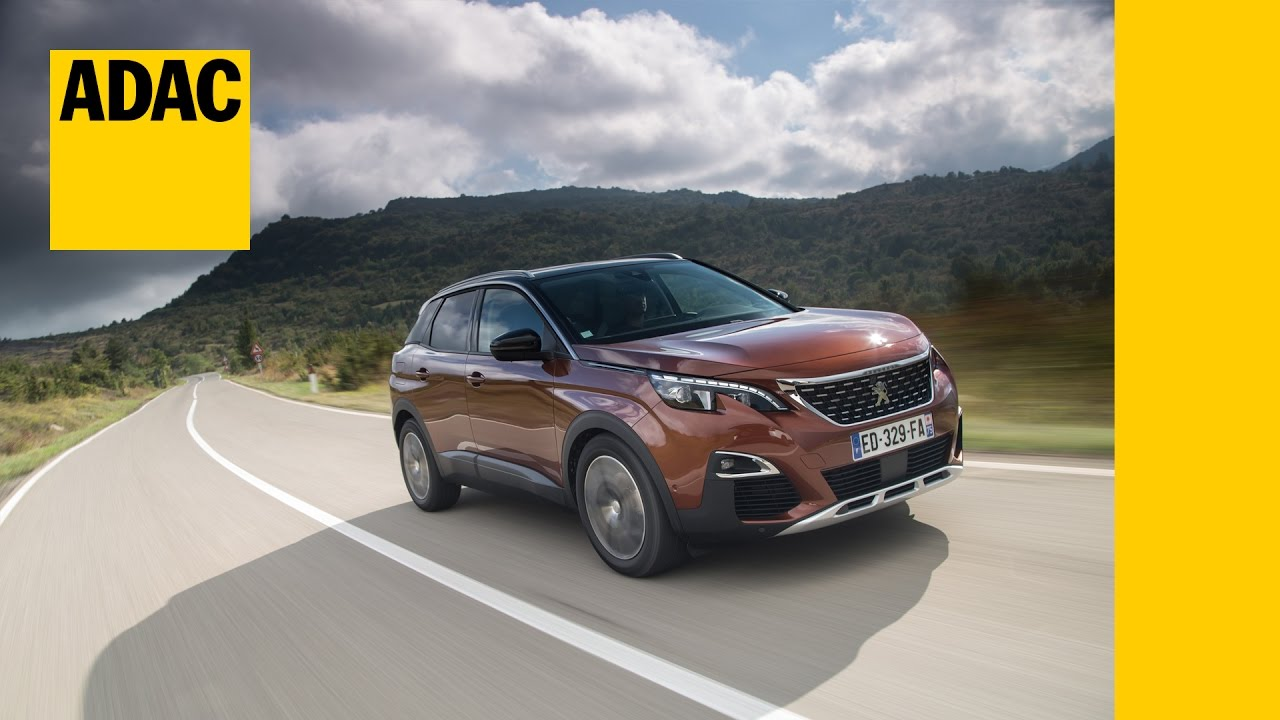 peugeot 3008 im motorwelt-check - youtube