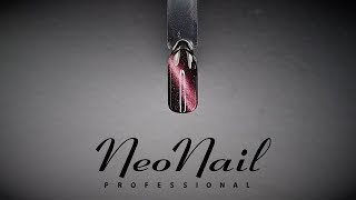 Гель-лак №5080 «Кошачий глаз» Neonail в видео-обзоре