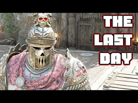 The Last Day | Centurion Duels | For Honor