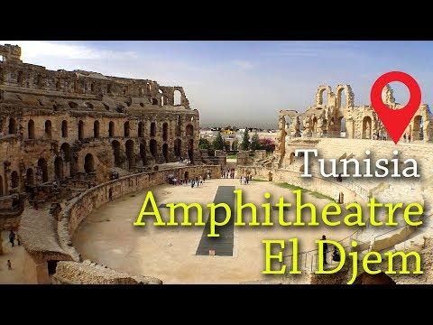 El Djem | Amphitheatre | Exploring Tunisia!