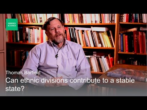 Ethnicity in Afghanistan - Thomas Barfield