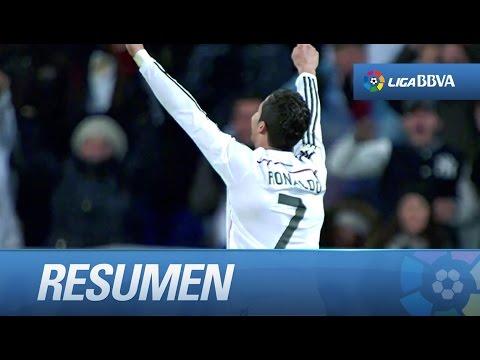 Resumen de Real Madrid (3-0) Celta de Vigo - HD