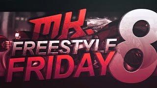 Rocket League - MK´s Freestyle Friday #8 | Let me hit it!