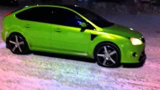 видео литые диски форд фокус