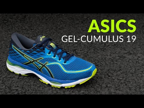 ASICS GEL-Cumulus 19 - Running Shoe Overview