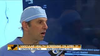 Vascular Health Screening At Sister's Hospital