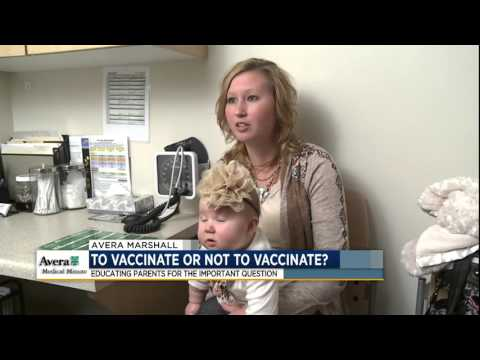 To vaccinate or not to vaccinate Medical Minute