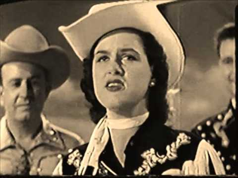 Tex Ritter&39;s Ranch Party 1957 - Johnny Cash Bobby Helms & Patsy Cline