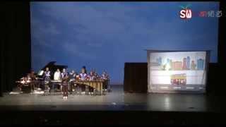 《巴士幻想曲》學校音樂創藝展2014/15