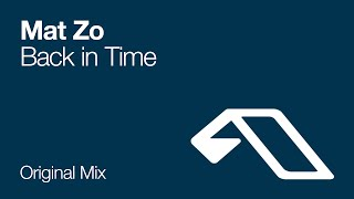 Mat Zo - Back in Time