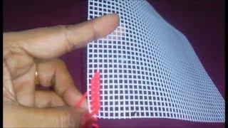 plastic canvas stitch  design 16